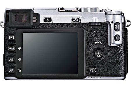 Fujifilm X-E1 [Foto: Fujifilm]