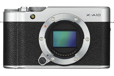 Fujifilm X-A10. [Foto: Fujifilm]