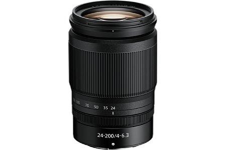 Nikon Z 24-200 mm 1:4-6.3 VR. [Foto: Nikon]