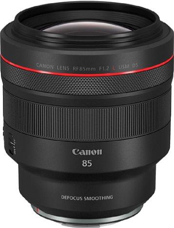 Bild Das Canon RF 85 mm F2.8L IS USM besitzt speziell vergütete Linsen, die zum Rand hin eine geringere Transmission besitzen und damit für ein noch weicheres Bokeh sorgen. [Foto: Canon]