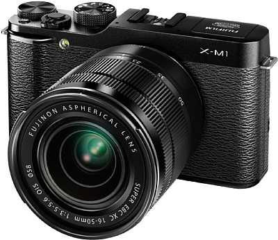 Fujifilm X-M1 [Foto: Fujifilm]