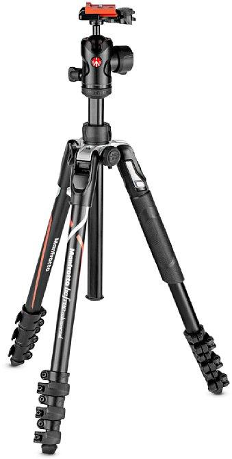 Bild Das kompakte Manfrotto MKBFRLA-BH Befree Advanced Alpha QPL ist für einige Sony Alpha Kameras optimiert. [Foto: Manfrotto]