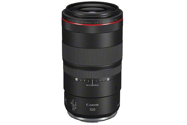 Bild Das Canon RF 100mm F2.8 L Macro IS USM bietet eine 1,4-fache Vergrößerung. [Foto: Canon]