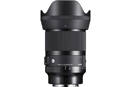 Sigma 35 mm F1.4 DG DN Art. [Foto: Sigma]