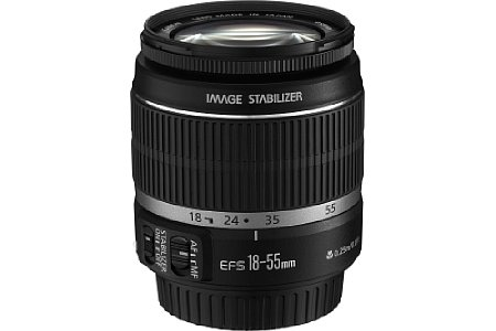 Canon EF-S 18-55 mm 3.5-5.6 IS [Foto: Canon]