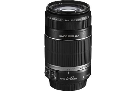Canon EF-S 55-250 mm 1:4-5,6 IS [Foto: Canon]