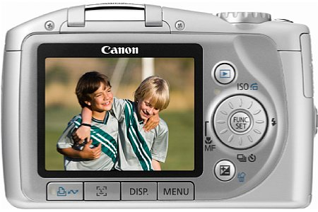 Canon PowerShot SX100 IS [Foto: Canon Deutschland]