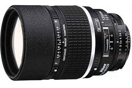 Nikon AF 135 mm 2.0 D DC [Foto: Nikon]