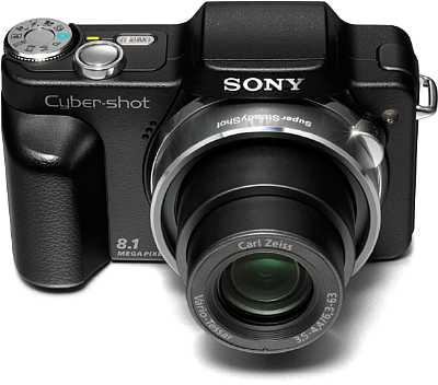 Sony Cyber-shot DSC-H3 [Foto: Sony]