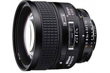 Nikon AF-D IF 1.4 85mm [Foto: Imaging One GmbH]