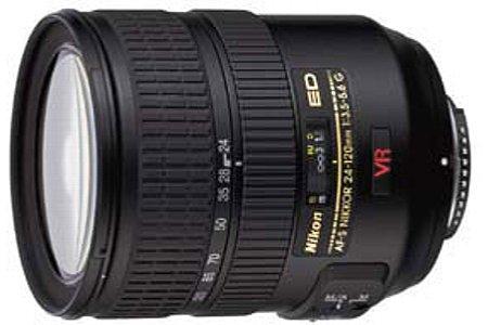 Nikon AF-S G IF-ED VR 3.5-5.6 24-120 mm [Foto: Nikon]