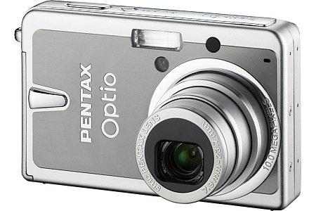 Pentax Optio S10 [Foto: Pentax Corp.]