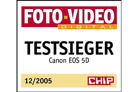 Digitalkamera Canon EOS 5D [Foto: Canon Deutschland]