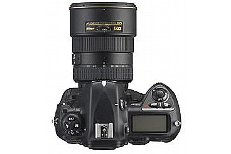 Nikon D2Xs [Foto: Nikon Deutschland]