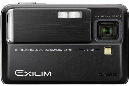 Casio Exilim Hi-Zoom EX-V8 [Foto: Casio]