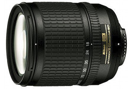 Nikon AF-S DX 18-135 mm 3.5-5.6G IF-ED [Foto: Nikon]