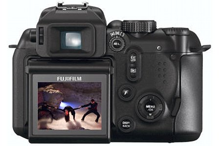 Fujifilm Finepix S9600 [Foto: Fujifilm]