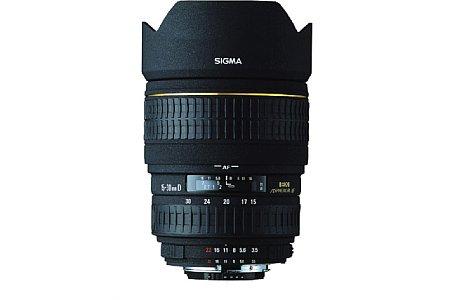 Objektiv Sigma EX DG As. 3.5-4.5 15-30 mm [Foto: Imaging One]