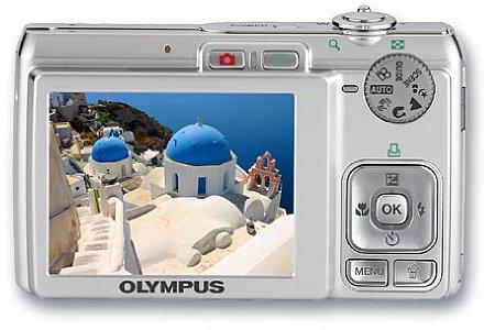 Olympus FE-240 [Foto: Olympus Imaging Europa GmbH]