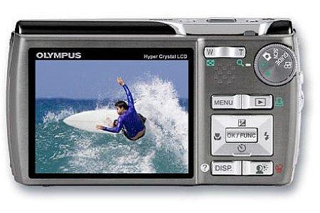 Olympus mju 780 [Foto: Olympus Imaging Europa GmbH]
