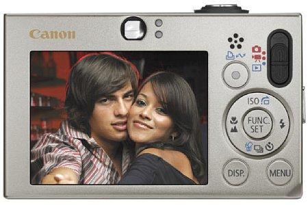 Canon Digital Ixus 70 [Foto: Canon]