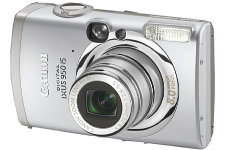 Canon digital Ixus 950 IS [Foto: Canon]