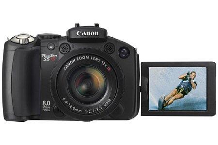 Canon PowerShot S5 IS [Foto: Canon Deutschland]