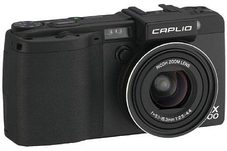 Ricoh Caplio GX-100 [Foto: Ricoh]