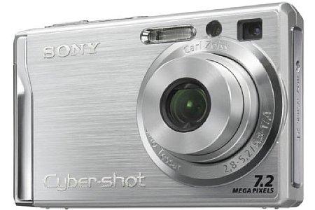 Sony Cyber-shot DSC-W80 [Foto: sony]