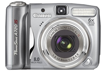 Canon Powershot A720 IS [Foto: Canon Deutschland]