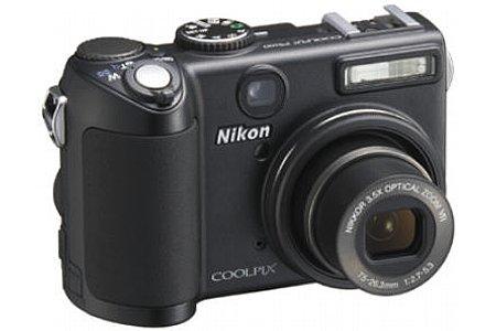 Nikon Coolpix P5100 [Foto: Nikon]