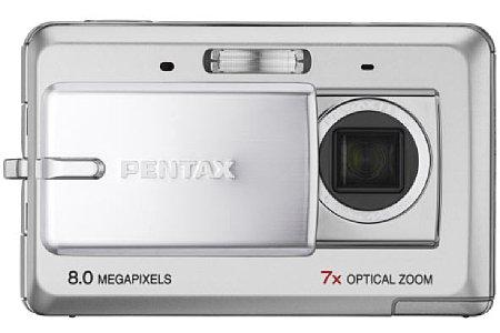 Pentax Optio Z10 [Foto: Pentax Corp.]