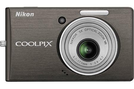 Nikon Coolpix S510 [Foto: Nikon]
