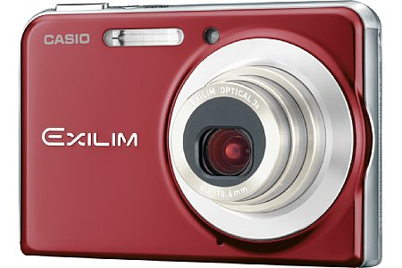 Casio Exilim EX-S880 silber [Foto: Casio]