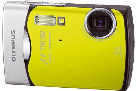 Olympus mju 790 SW [Foto: Olympus Imaging Europa GmbH]