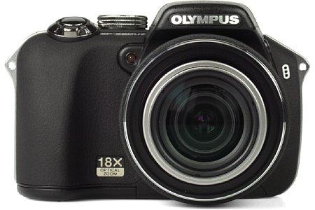 Olympus SP-560UZ [Foto: Olympus Imaging Europa GmbH]