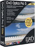 Boxshot DxO Optics Pro Version 5.0 [Foto: DxO Labs]