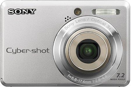 Sony Cyber-shot DSC-S730 [Foto: Sony]