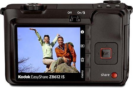 Kodak EasyShare Z8612 IS [Foto: Kodak]