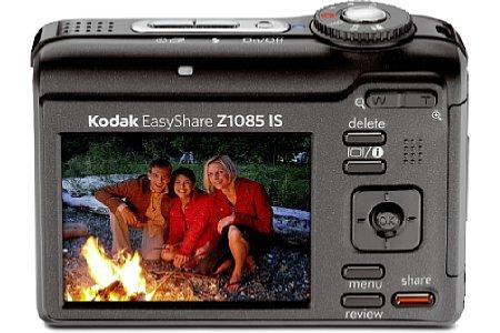 Kodak EasyShare Z1085 IS [Foto: Kodak]