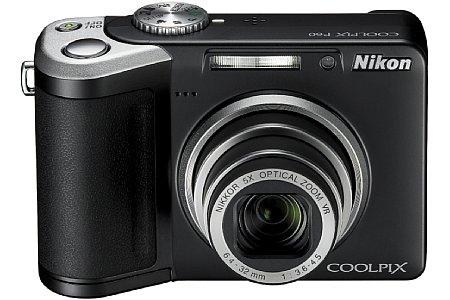 Nikon Coolpix P60 [Foto: Nikon Corp.]