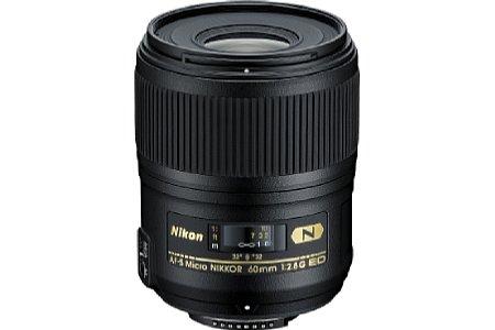 Nikon AF-S Micro NIKKOR 60mm 2.8G ED [Foto: Nikon Corp.]