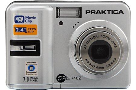 Praktica DPix 740Z [Foto: Praktica]