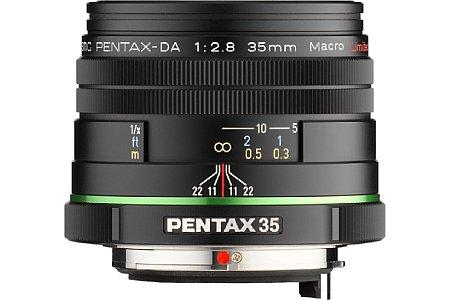 Pentax SMC DA 2.8 35mm Macro Limited [Foto: Pentax]