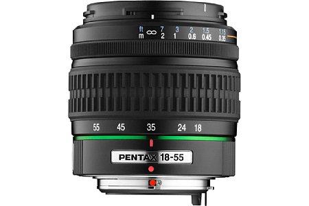 Pentax SMC DA 18-55mm [Foto: Pentax]