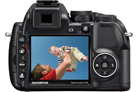 Olympus SP-570 UZ [Foto: Olympus]