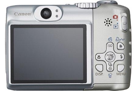 Canon PowerShot A580 [Foto: Canon]