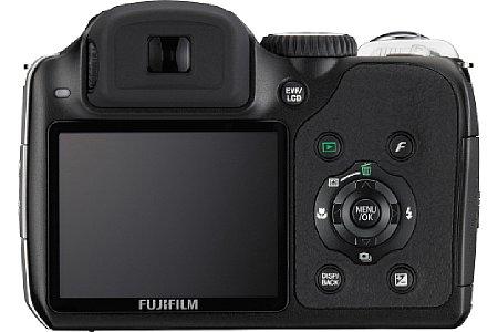 Fujifilm FinePix S8100fd [Foto: Fujifilm]