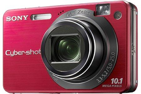 Sony Cyber-shot DSC-W170 [Foto: Sony]