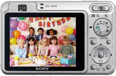 Sony Cyber-shot DSC-W110 [Foto: Sony]